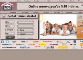 rentalhouseistanbul.com