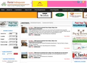 rentalindirapuram.com