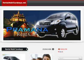 Sewa Mobil Xenia Medan on Sewa Mobil Avanza Surabaya Websites And Posts On Sewa Mobil Avanza
