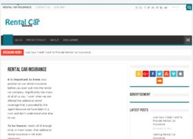 rentalscarrinsurance.com