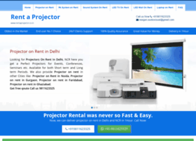rentaprojector.co.in