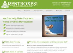 rentboxes.com