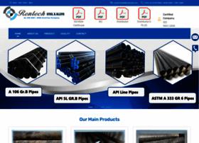 rentechsteel.com
