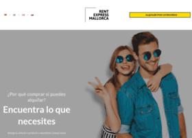 rentexpressmallorca.com