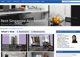 rentsingaporeapartments.com