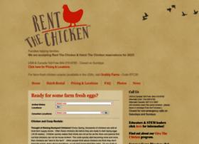 rentthechicken.com