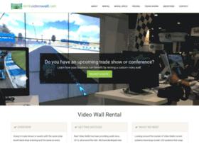 rentvideowall.net