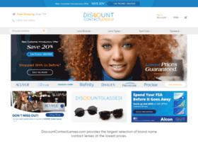 reorder.discountcontactlenses.com