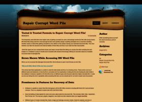 repair-corrupt-word-file.weebly.com