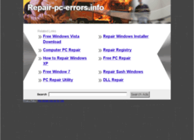 repair-pc-errors.info