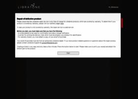 repair.libratone.com