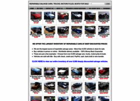 repairablecars-forsale.com