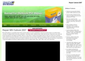 repairoutlook2007.net