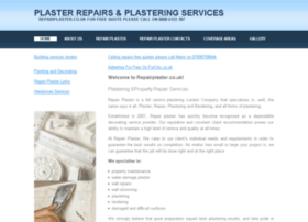 repairplaster.co.uk