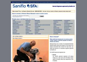 repairs.saniflo.co.uk