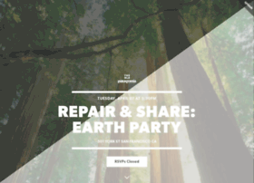 repairshareearthparty.splashthat.com