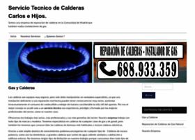 reparaciondecalderas.es