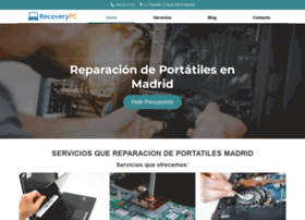 reparacionportatilesmadrid.es