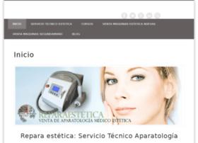 reparaestetica.com