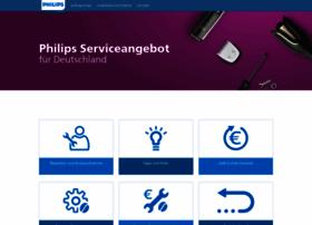 reparatur-service.philips.de