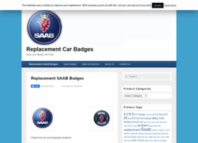 replacementcarbadges.com