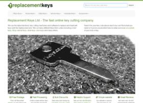 replacementkeys.co.uk