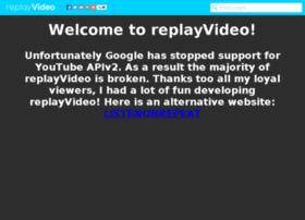 replayyoutube.com