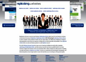 replicatingwebsite.com