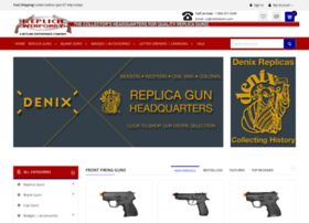 replicaweaponry.com