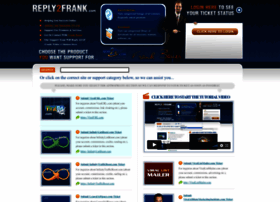 reply2frank.com