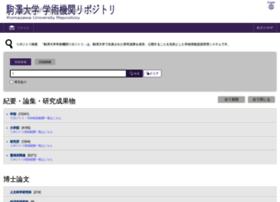 repo.komazawa-u.ac.jp