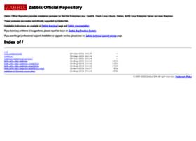 repo.zabbix.com