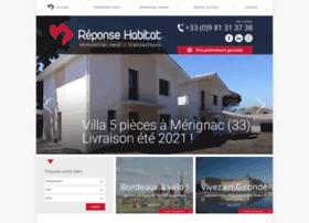 reponse-habitat.com