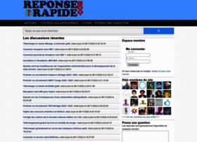 reponserapide.com