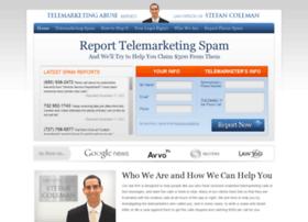 report-telemarketing-abuse.com