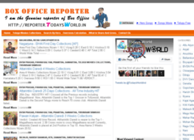 reporter.todaysworld.in
