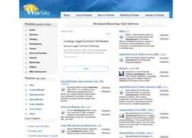 reporting-tool.winsite.com