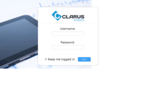 reporting.clarusmarketing.com
