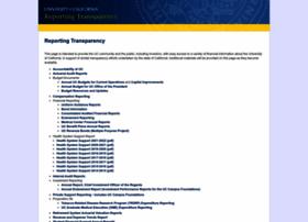 reportingtransparency.universityofcalifornia.edu