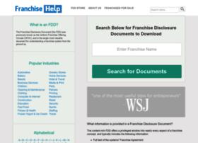reports.franchisehelp.com