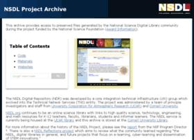 repository.comm.nsdlib.org