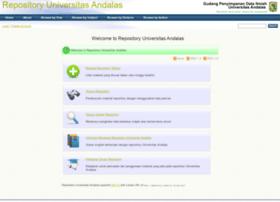 Repository.unand.ac.id