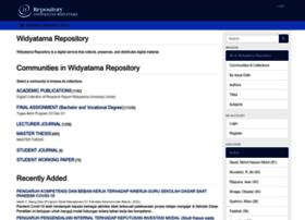 repository.widyatama.ac.id