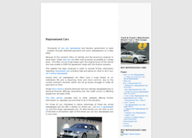 repossessedcars2009.com