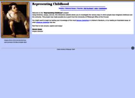 representingchildhood.pitt.edu