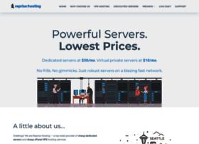 reprisehosting.com