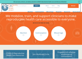 reproductiveaccess.org