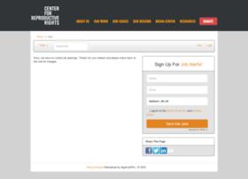 reproductiverights.applicantpro.com