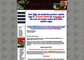 reptile-cage-plans.com