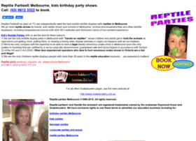 reptileparties.com.au